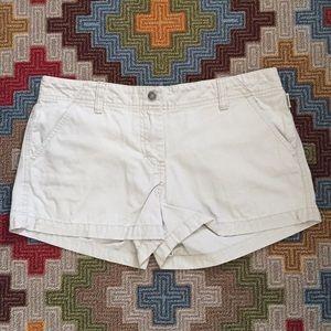 Tommy Jeans Khaki Shorts Size 3.